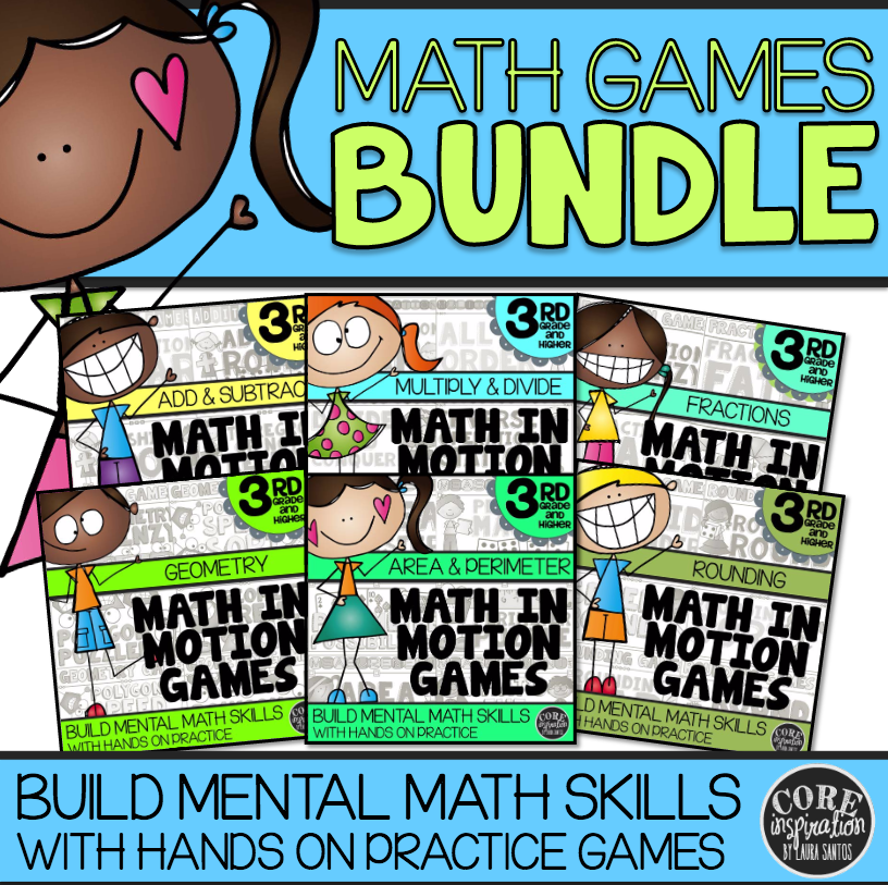 3 Tips for Making Math Games a Success | The TpT Blog